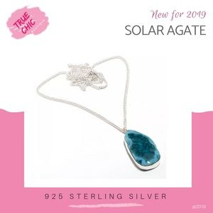 Jewelry - Solar Agate Necklace